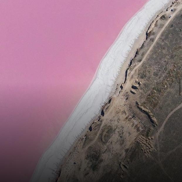 Пустеля та рожеві озера: куди поїхати на природу в Україні