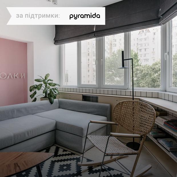 «Використати кожен сантиметр»: студія у скандинавському стилі (Одеса) — Квартира тижня на The Village Україна