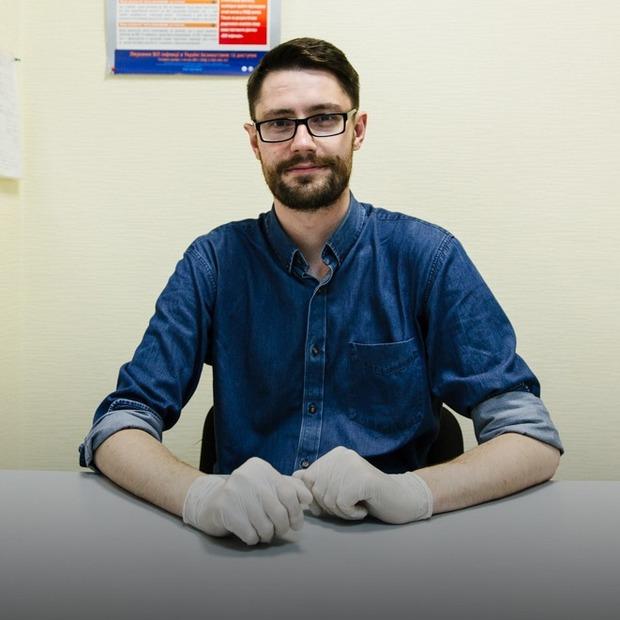 Я тестую людей на ВІЛ   — Власний досвід на The Village Україна