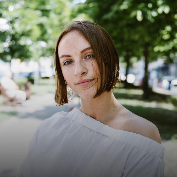 Аня Ковальська, 32 роки, декораторка інтер'єру — Зовнішній вигляд на The Village Україна
