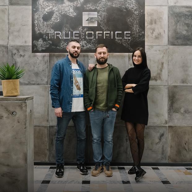 Офісний простір True Office у колишньому заводі «Радар» біля палацу «Україна» — Місце на The Village Україна