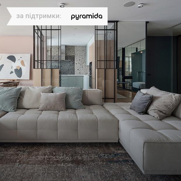Панорамна квартира для молодої сім'ї на «Славутичі» — Квартира тижня на The Village Україна