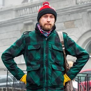 Внешний вид: Андрей Гирчук, основатель Roof Events Kiev — Люди в місті на The Village Україна