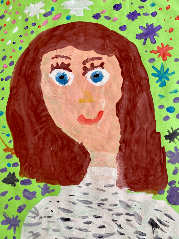 Як діти бачать своїх мам – ми оживили дитячі малюнки