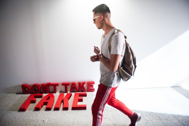 Фестиваль don't Take Fake: як це було  — Гід The Village на The Village Україна