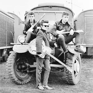 В «М17» открывается выставка фотографий The Beatles  — Події на The Village Україна