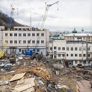 11 человек решат, что строить на Андреевском спуске — Громадський простір на The Village Україна