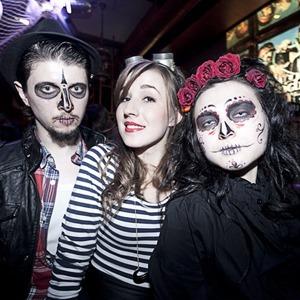 Люди в городе: Хеллоуин в Киеве — Місто на The Village Україна