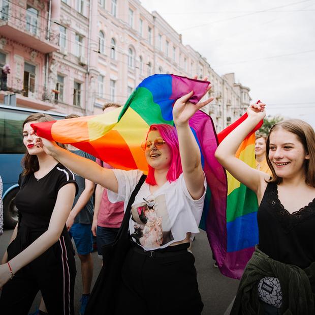 Це люди, які йдуть на Марш рівності — Люди в місті на The Village Україна