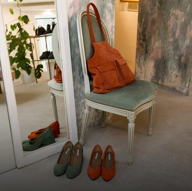Українське взуття в концепт-сторі HVOYA  — Нове місце на The Village Україна