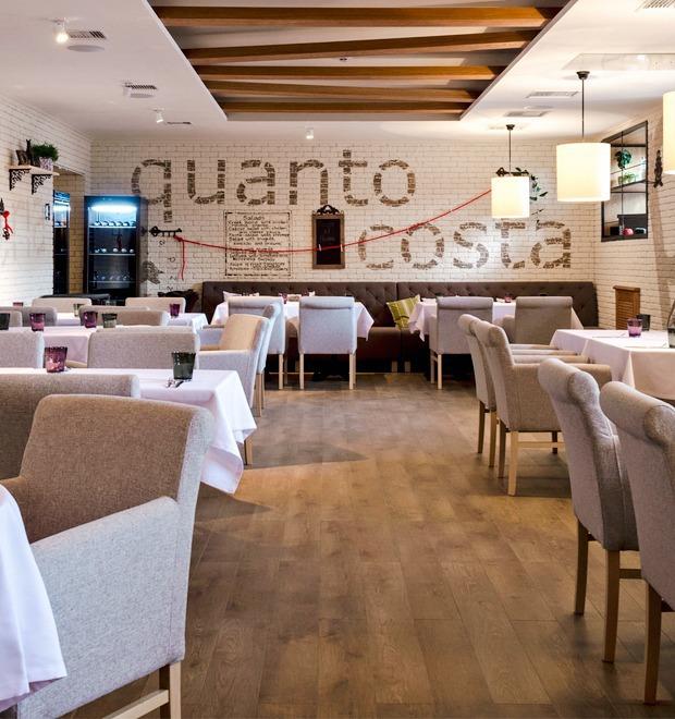 Новое место (Киев): Quanto Costa — Ресторани на The Village Україна