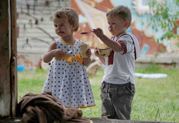 Я виховую дітей на хуторі   — Власний досвід на The Village Україна