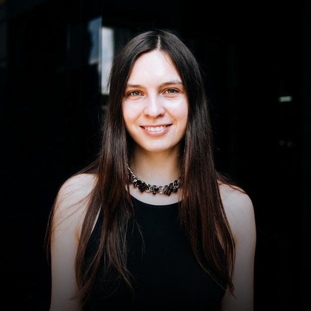 Наталя Моденова, 29 років, співзасновниця Fashion Tech Summit та шоуруму More Dash