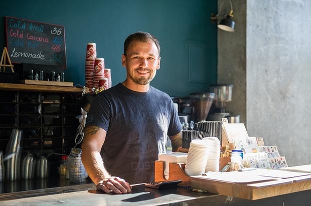Espressoholic: кава і місто — Власники на The Village Україна