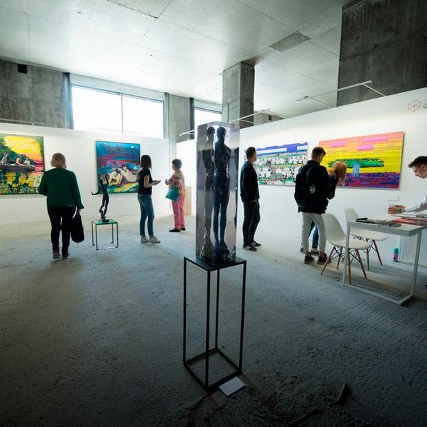 Як не загубитися на Kyiv Art Week 2018 і побачити найцікавіше   — Гід The Village на The Village Україна