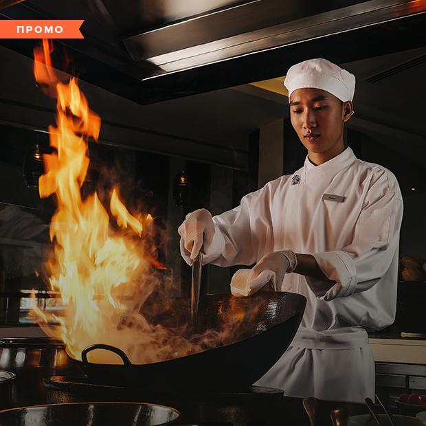 Нове меню тайської кухні від шефа з Бангкока у «Гриль Азія» — Слово Шефа на The Village Україна
