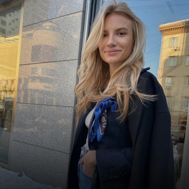 Марія Войтко, 23 роки, комунікаційниця  — Зовнішній вигляд на The Village Україна