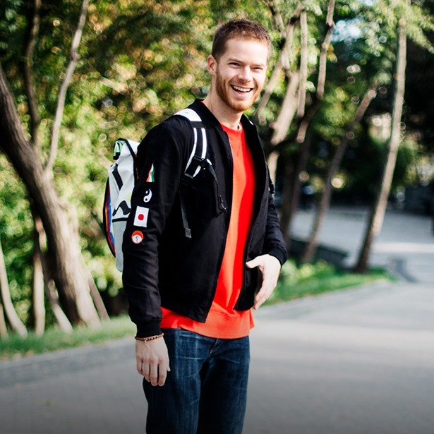 Юра Кузнєцов, 31 рік, арт-директор Banda Agency