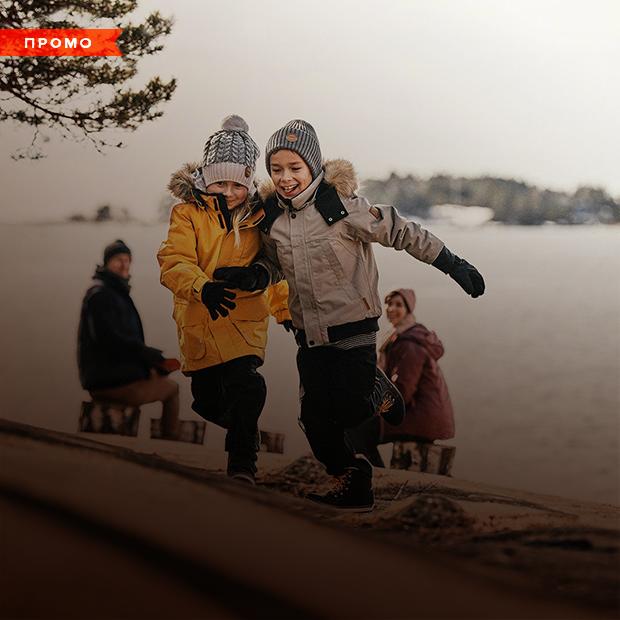 Як підібрати зимовий одяг та взуття для дитини