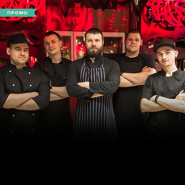 Ресторан, який вчить готувати: «Практика» – перший гастроклуб біля Львівської площі — Промо на The Village Україна
