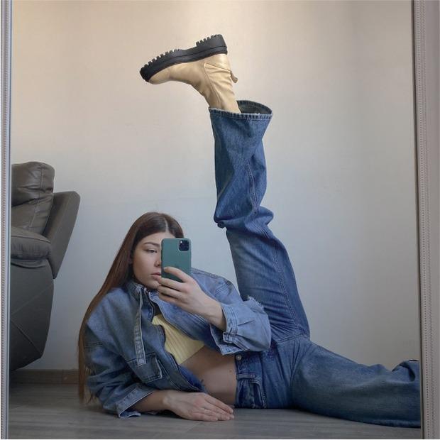 Оля Чубата, 27 років, дизайнерка та блогерка