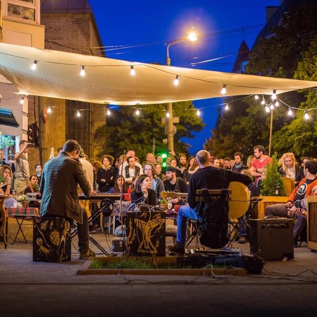 День Вуличної Музики: гід усіма локаціями фестивалю