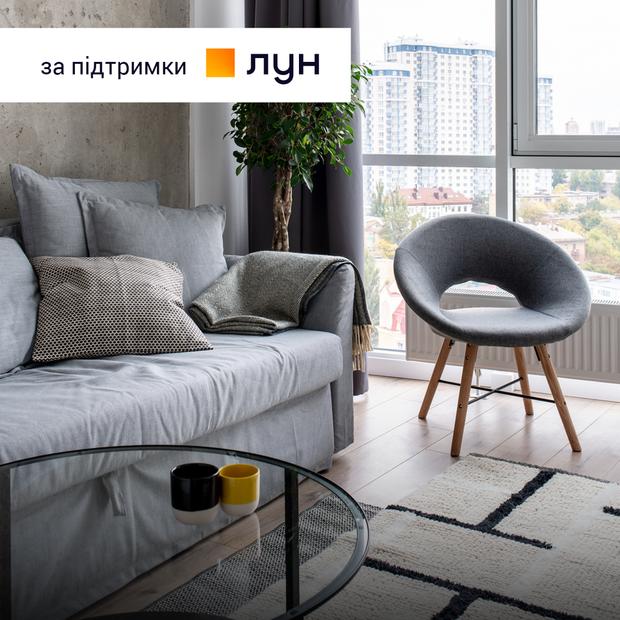 IKEA та H&M Home у смарт-квартирі біля проспекту Перемоги