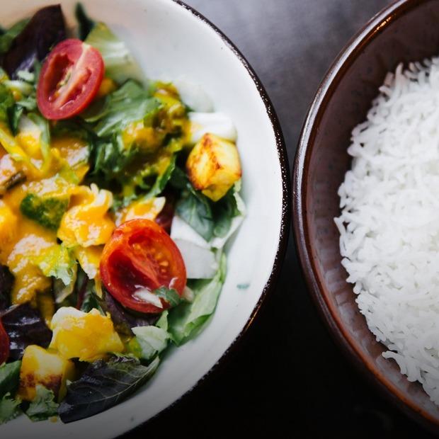 Індійське кафе Balu: курка-карі на Великій Житомирській  — Нове місце на The Village Україна