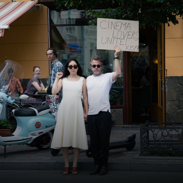 Це містяни, які йдуть на кінофестиваль короткого метра KISFF 2021   — Люди в місті на The Village Україна