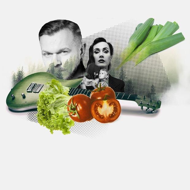 8 українських музикантів, які відмовились від м'яса