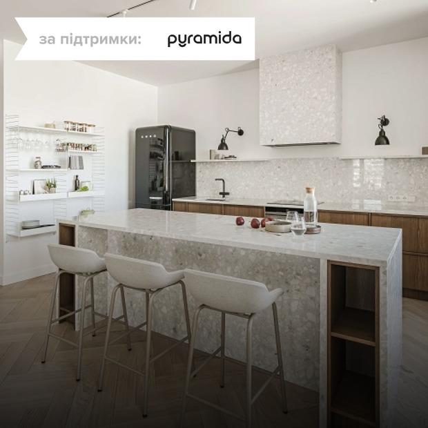 Квартира з данськими меблями та краєвидом на НСК «Олімпійський»  — Квартира тижня на The Village Україна
