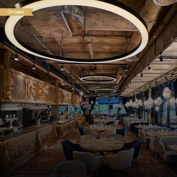 Тандир, велика тераса й автентичний узбецький плов у новому ресторані Eshak на Теремках — Промо на The Village Україна