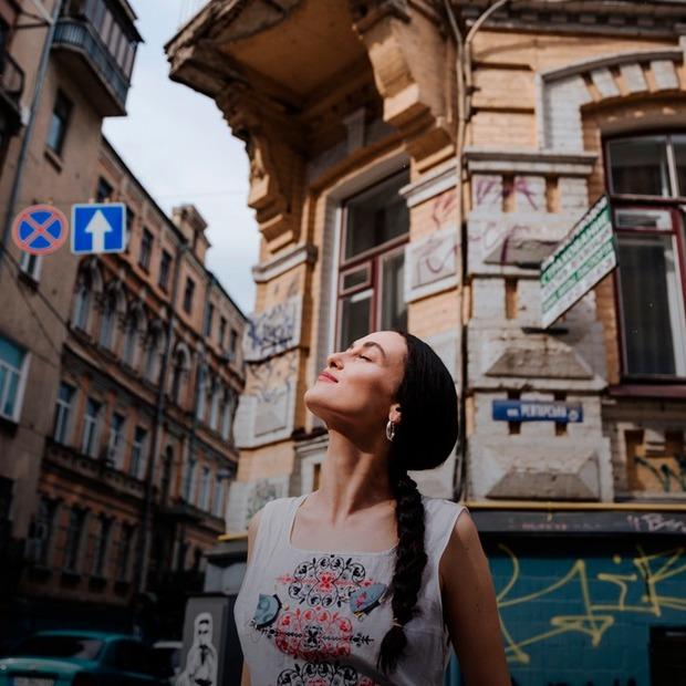 Аліна Паш – про «Каштан», Block Party та київські гори