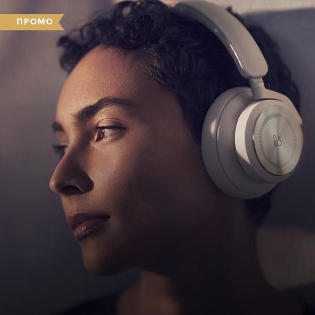 Колаборація з дизайнером, персоналізований звук та ефект прозорості в навушниках від Bang & Olufsen — Промо на The Village Україна