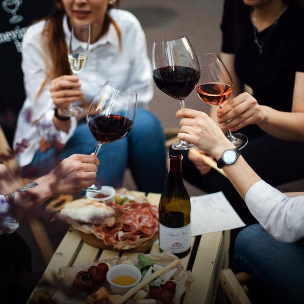 Де пити вино у Києві