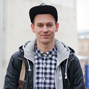 Внешний вид: Дмитрий Авдеев, продюсер TVBOY Production — Люди в місті на The Village Україна