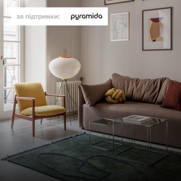 Квартира графічної дизайнерки біля Золотих воріт