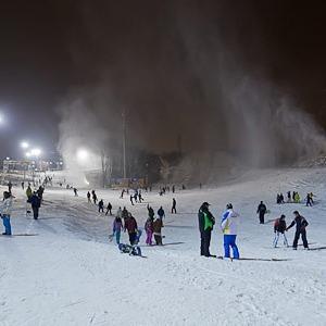 В Киеве заработал горнолыжный комплекс «Протасов Яр» — Місце на The Village Україна