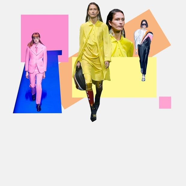 Паєтки, спорт, асиметрія: головні модні тренди весни  — Гід The Village на The Village Україна