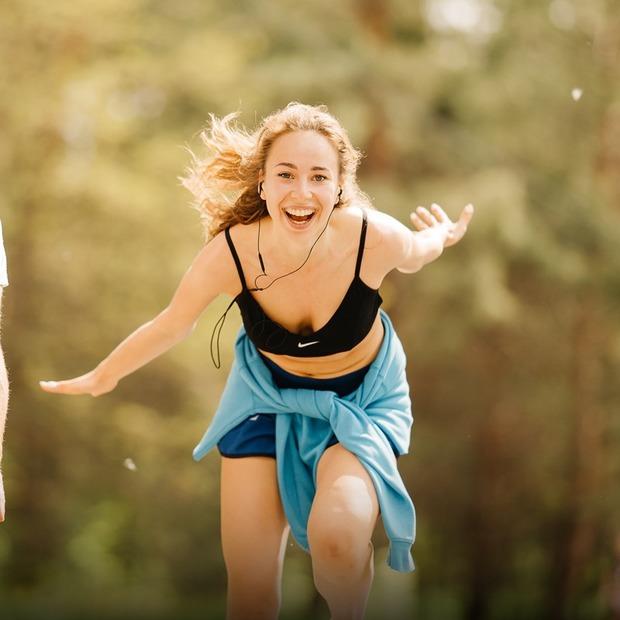 Київський забіг Wings For Life World Run: як це було  — Фоторепортаж на The Village Україна
