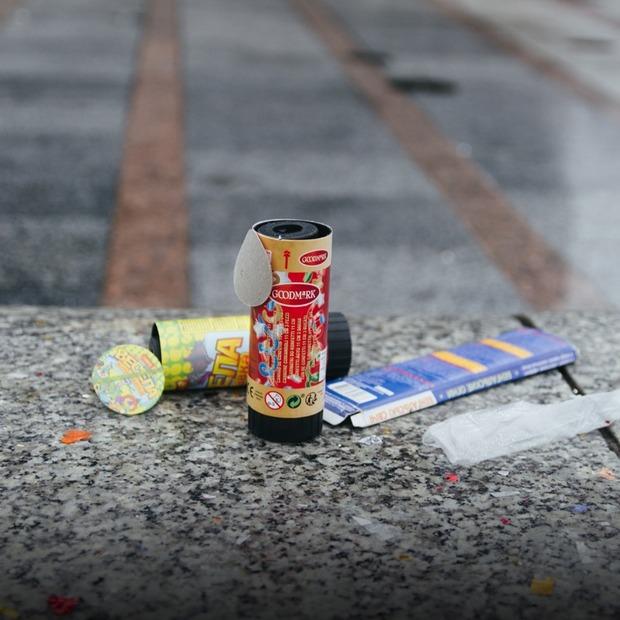 Поки ви спали: Ранковий Київ після Нового року — Фоторепортаж на The Village Україна