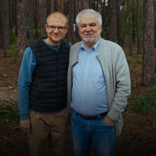 Кому взагалі потрібна українська література? Інтерв'ю Олександра Михеда з батьком-літературознавцем