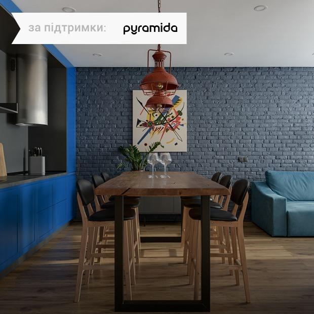 Квартира з краєвидом на Русанівський канал для молодої сім'ї  — Квартира тижня на The Village Україна