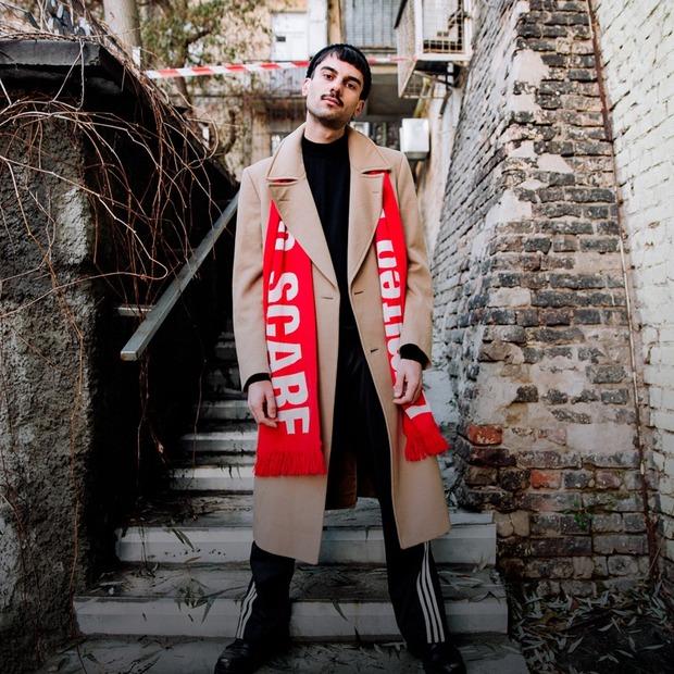 Костя Гончарук, 25 років, стиліст