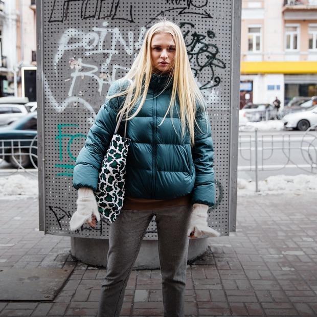 Грудень у місті: стритстайл останніх днів 2018-го   — Зовнішній вигляд на The Village Україна