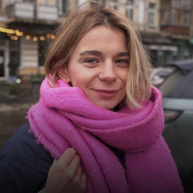 Ярина Удала, 31 рік, засновниця бренда Coco Useful  — Зовнішній вигляд на The Village Україна