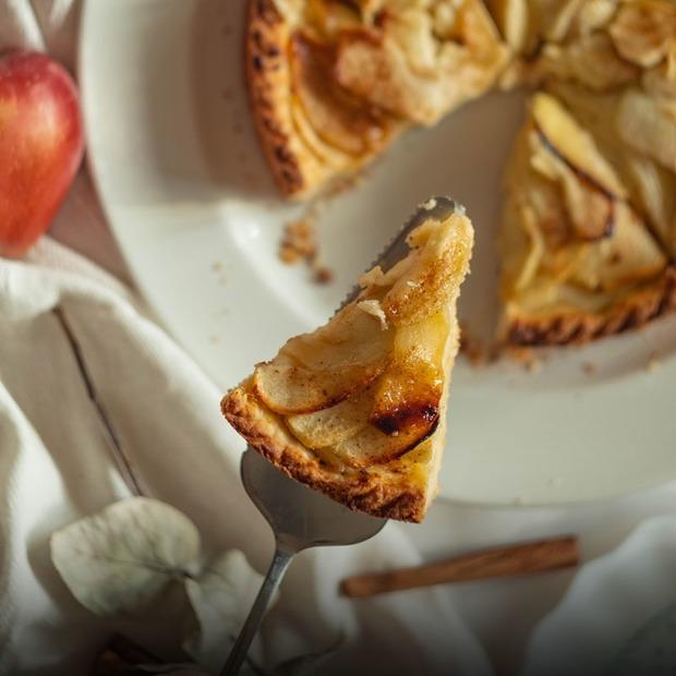 Яблучний сезон: три рецепти пирогів — Рецепти на The Village Україна
