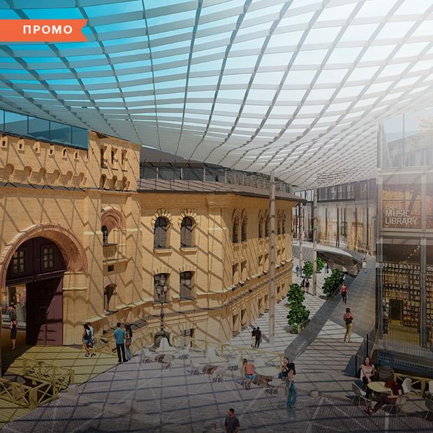 Арсенальну площу планують оновити у три етапи. Розповідаємо, яким буде громадський простір — Чотири історії про редевелопмент на The Village Україна