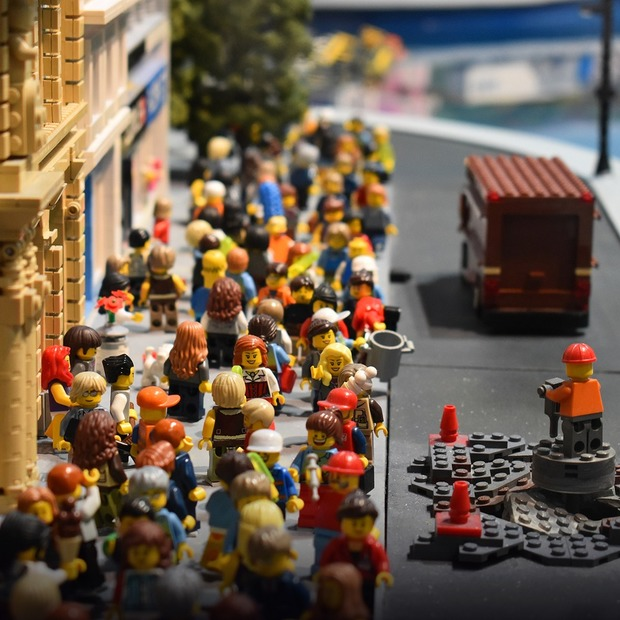 Як LEGO змінює формат гри — Гід The Village на The Village Україна