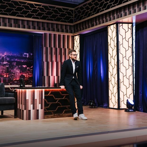Show time, baby: як знімають «Вечірнє шоу з Юрієм Марченком»